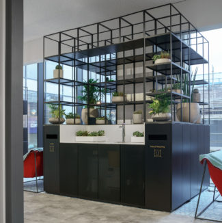<p>Core is a Dublin based marketing communications company. At Core's open-office space and break-out hallway area, GRID is used as room dividers, storage units, tables and benches.</p> <p><em>Cli</em>e<em>nt:</em> Core<br /> Location: Dublin, Ireland<br /> Architect and Interior Designer: Fewer Harrington and Partners<br /> Building Services Engineer: Conlon Engineering Limited<br /> Cost Manager / Quantity Surveyor: Duke McCaffrey<br /> Main Contractor: T&I Fitouts Limited</p>