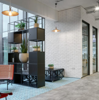 <p>Core is a Dublin based marketing communications company. At Core's open-office space and break-out hallway area, GRID is used as room dividers, storage units, tables and benches.</p> <p><em>Client:</em> Core<br /> <em>Location:</em> Dublin, Ireland<br /> <em>Architect and Interior Designer</em>: Fewer Harrington and Partners<br /> <em>Building Services Engineer</em>: Conlon Engineering Limited<br /> <em>Cost Manager / Quantity Surveyor</em>: Duke McCaffrey<br /> <em>Main Contractor</em>: T&I Fitouts Limited</p>