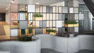 <p>DLA Piper is a full-service law firm providing legal advice to the corporate and public sector. At their Aarhus based open-plan office, GRID is included as room dividers at individual work stations and separating desk-work areas and break-out/short meeting areas. Planters are added to the room dividers and by combining oak, anthracite, fjord and black, units are designed to fit into the overall office design.</p> <p><em>Client:</em> DLA Piper<br /> <em>Location:</em> Aarhus, Denmark<br /> <em>Architect:</em> Design Studio Lars Vejen<br /> <em>Photos:</em> Dejan Alankhan</p>
