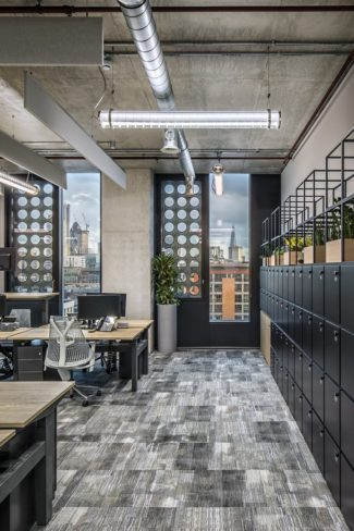 <p>In 2017 digital experience leader, Adobe opened a flagship office in the White Collar Factory in London. The open plan premises were designed to reflect the company's creativity and be an inspiring and productive environment for collaboration and individual work. GRID units were specified with magazine shelves, code lockers and plant boxes.</p> <p>Client: Adobe<br /> Location: London, United Kingdom<br /> Architect: Gensler<br /> Dealer: Furniture Practice Ltd<br /> Photo: Adobe</p>